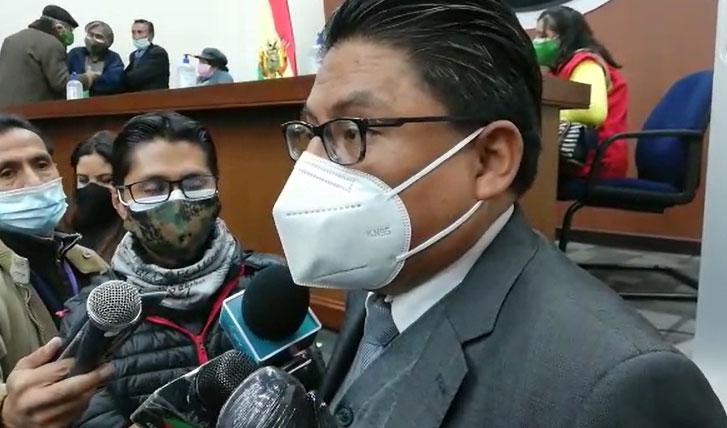 Gobierno ofrece garantías a Mesa para declarar y asevera que no pedirá su detención