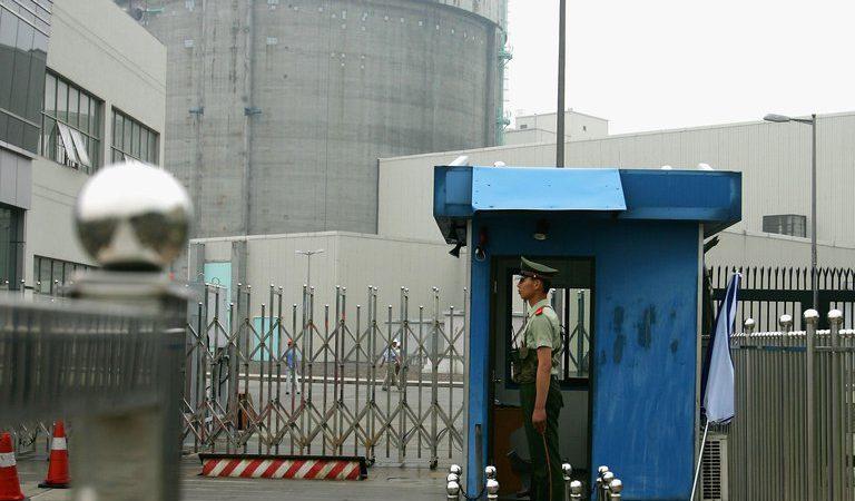 China admitió que hubo una fuga radiactiva en su central nuclear de Taishan