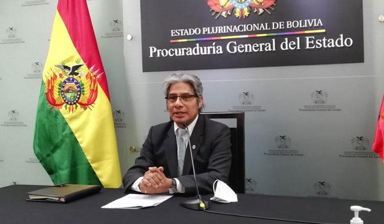 Procurador general confirma que Murillo continúa detenido en Estados Unidos