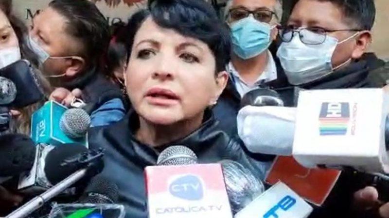 Susana Rivero presentará documentos para demostrar que no hubo vacío de poder en 2019
