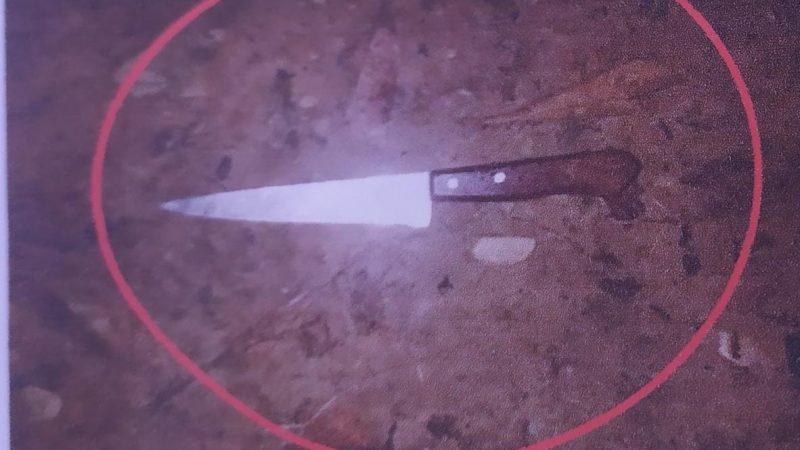 Aprehenden a sujeto que atacó con un cuchillo a su concubina en Los Yungas
