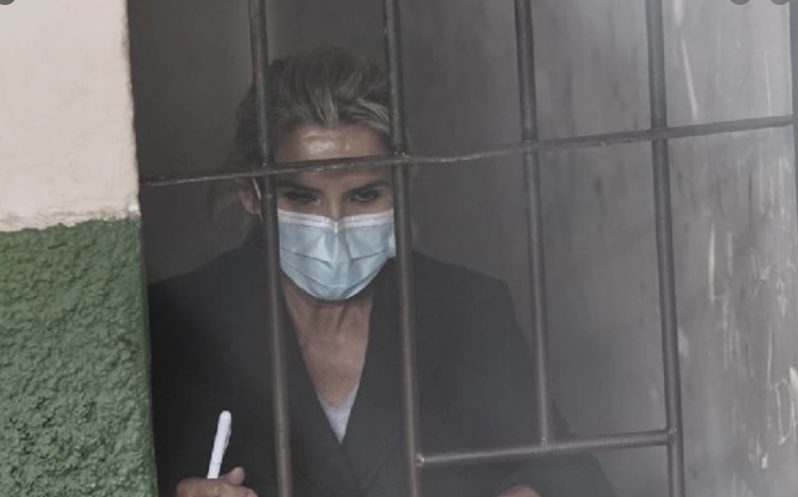 Régimen Penitenciario aclara que se impidió la entrada de un presunto abogado de Añez por falta de documentos