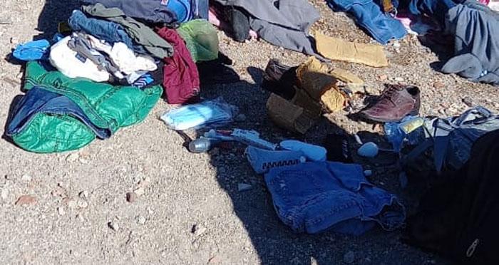 Presumen que los fallecidos en la Laguna Colorada traficaban sustancias controladas