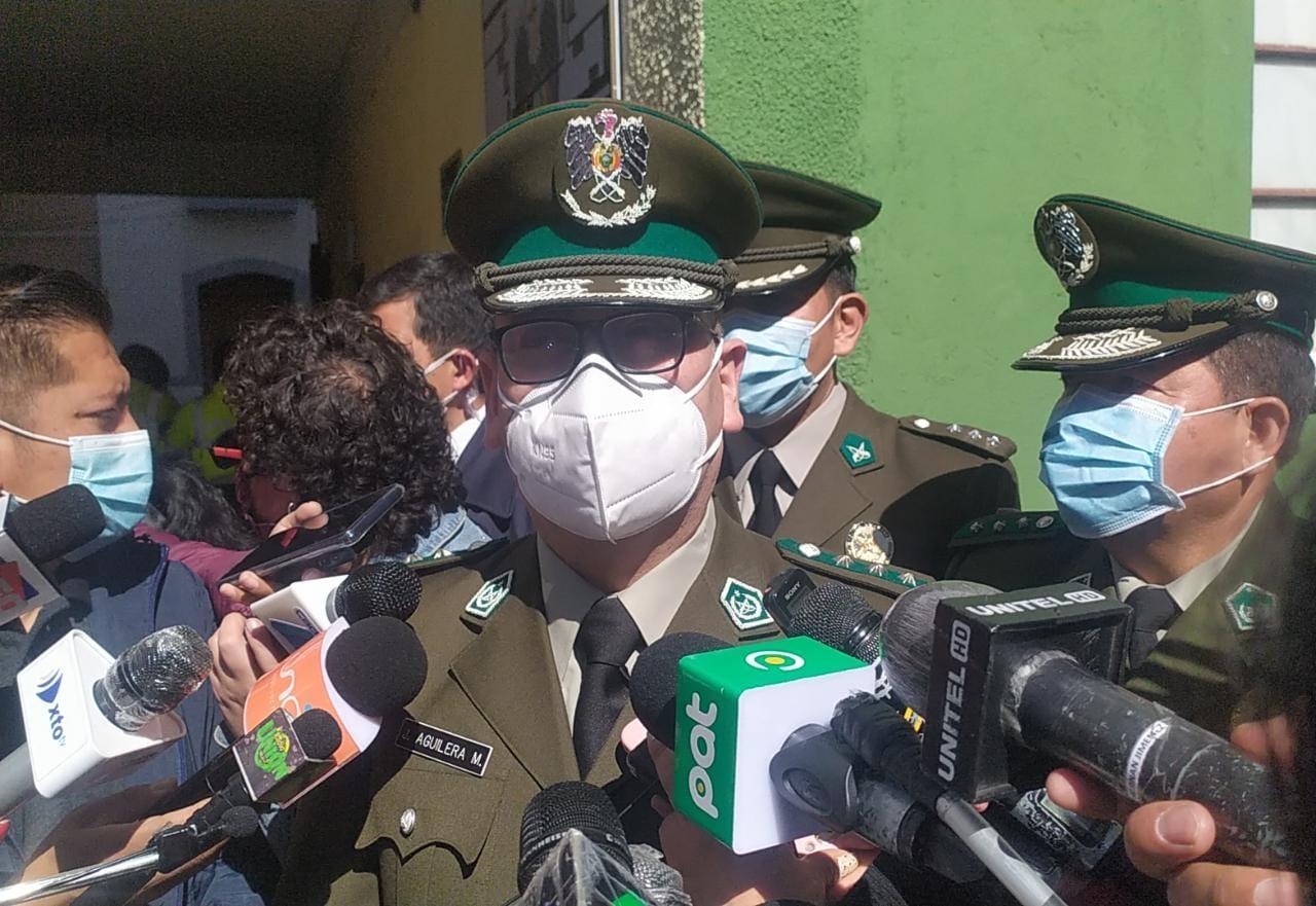 Alrededor de 8% de los policías de Cochabamba han rechazado ser vacunados contra el COVID-19