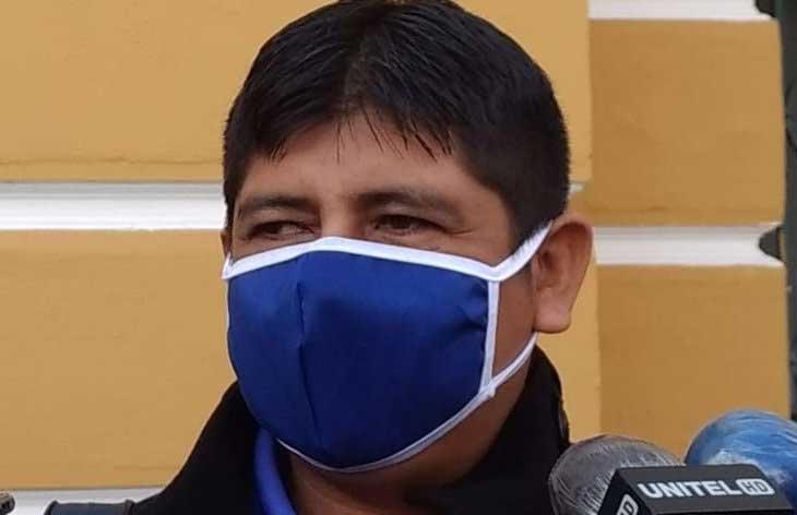 """Diputado del MAS pide convocar a declarar a Romero y Quintana por no alertar sobre el """"golpe de Estado"""""""
