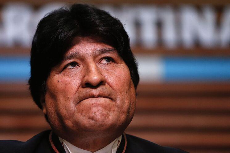 """FEJUVE advierte a Morales que aún """"tiene unas horas para disculparse"""" por sus declaraciones"""