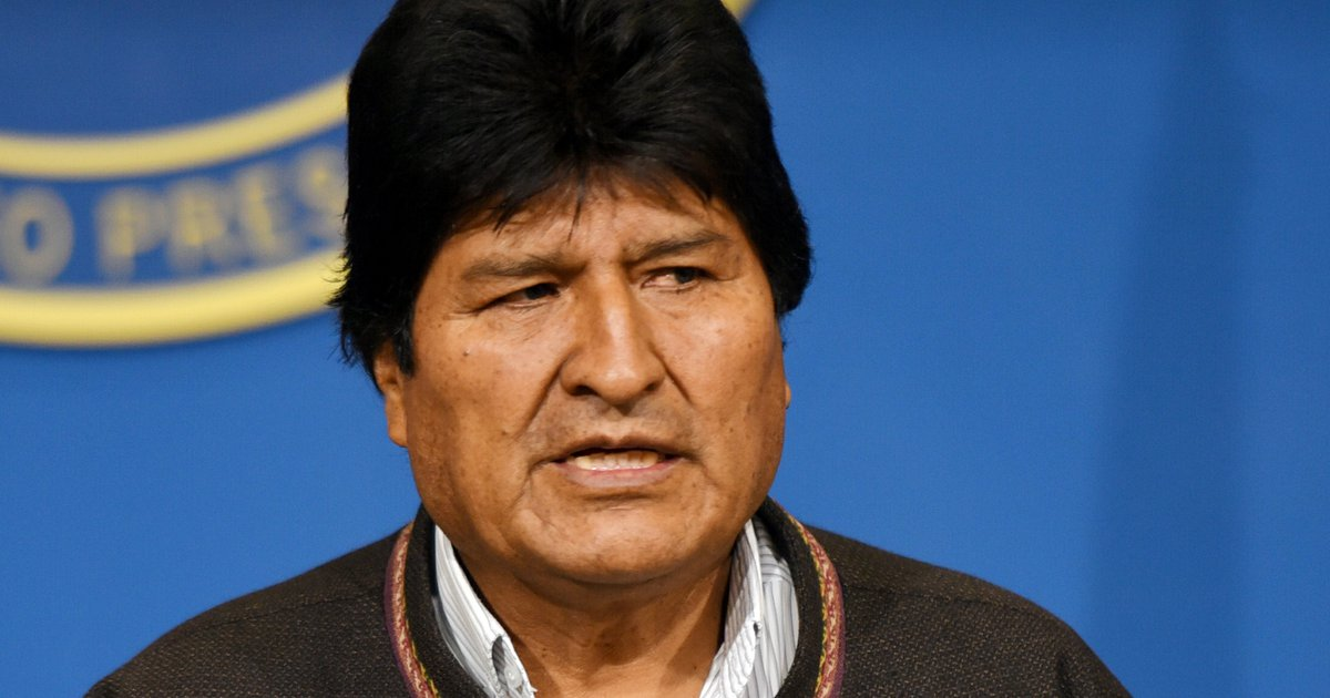 """Morales asevera que la decisión de la CIDH sobre la reelección indefinida no es """"vinculante ni retroactiva"""""""