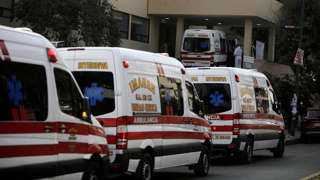 Fallece el paciente diagnosticado como el primer caso de «hongo negro» de México