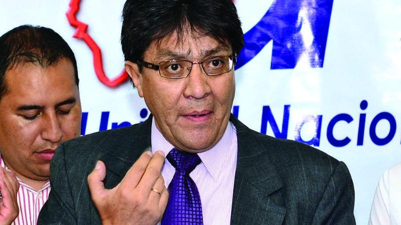 Cordero afirma que fue la iglesia quien buscó a Canelas para dialogar