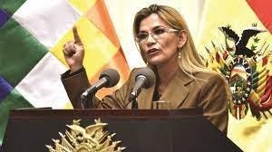 Tres juicios contra Jeanine Añez dependen de dos tercios de ALP