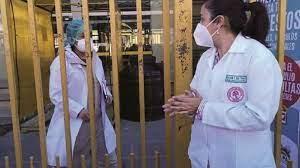 La Paz: 4 hospitales para atender a pacientes Covid están al límite