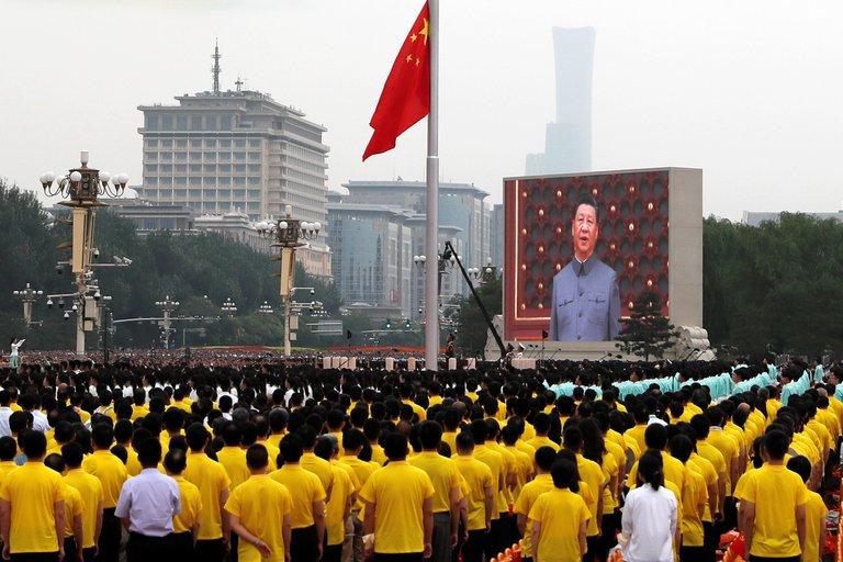 """El presidente de China amenaza con """"medidas decididas"""" para anexar a Taiwán"""