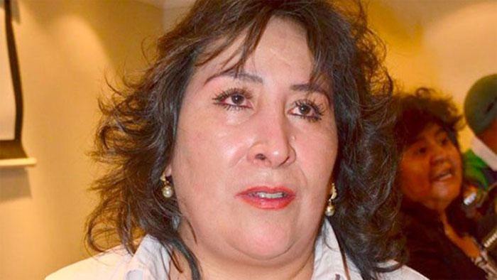 Otorgan medidas sustitutivas para la exfiscal Boyán por el caso Alexander