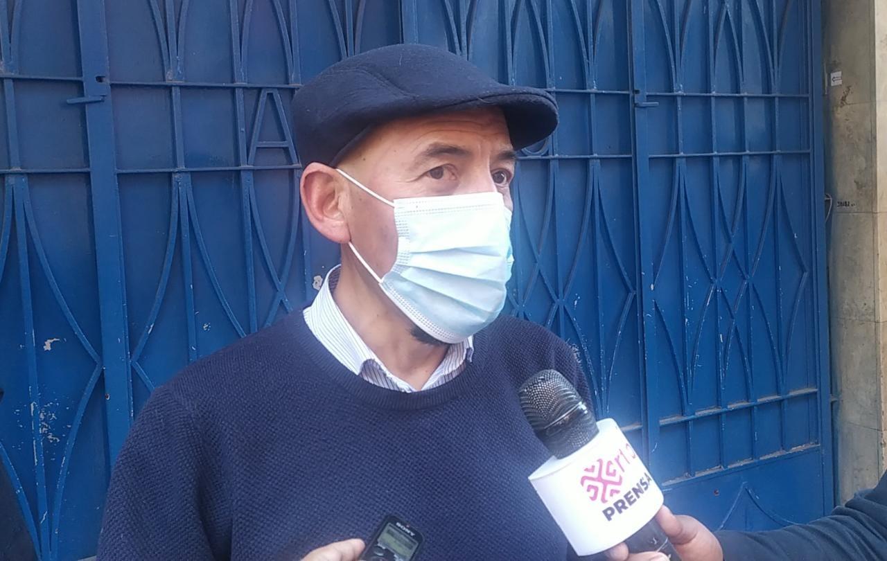 Exdiputado Calani pide que Murillo y López sean declarados en rebeldía por el caso gases lacrimógenos