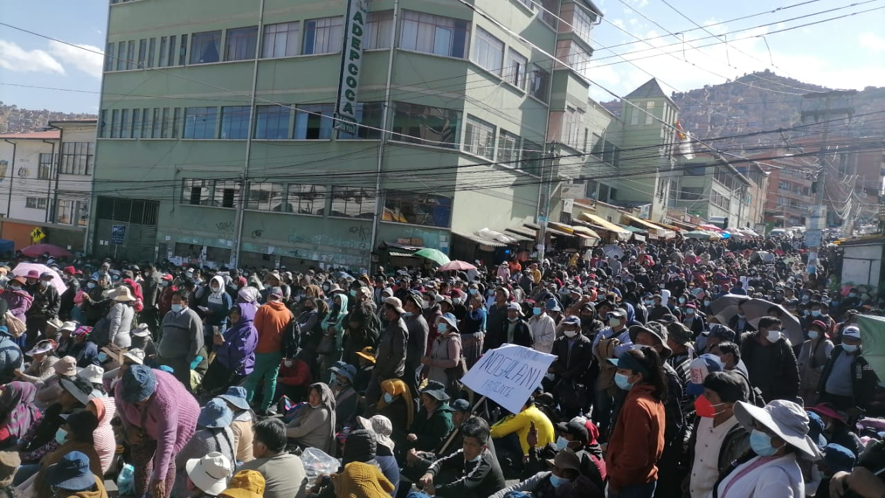 Adepcoca de Armin Lluta rechaza el acuerdo firmado, pero dialogará con el Gobierno