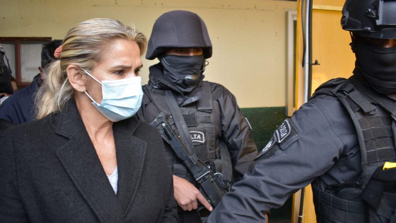 """Defensa de Añez solicitará convocar a integrantes del TCP para que declaren por el caso """"golpe de Estado"""""""