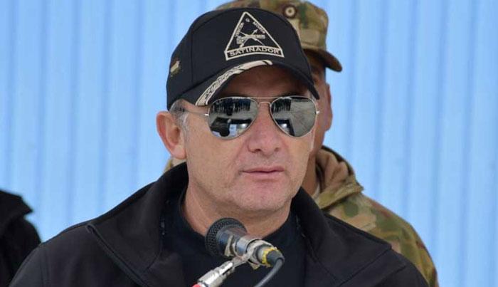 Interpol confirma que el exministro Luis Fernando López se encuentra en Brasil