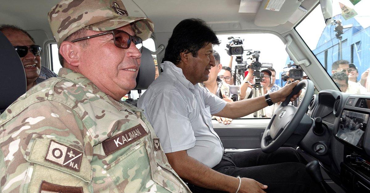 """FF.AA. alertaron a Morales que habría consecuencias si no frenaba los conflictos, pero él aseveró que enfrentó """"situaciones más difíciles"""""""