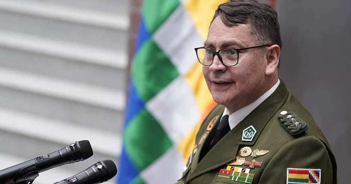 Policía confirma que el armamento enviado desde Argentina continúa en sus depósitos