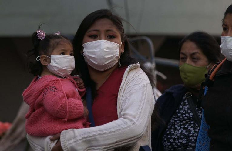 Reportan 1.397 nuevos casos de coronavirus a nivel nacional