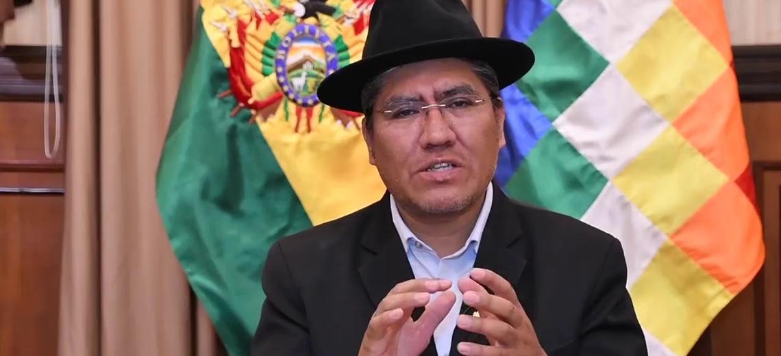 Pary asevera que las Fuerzas Armadas pidieron la renuncia de Morales a mediodía