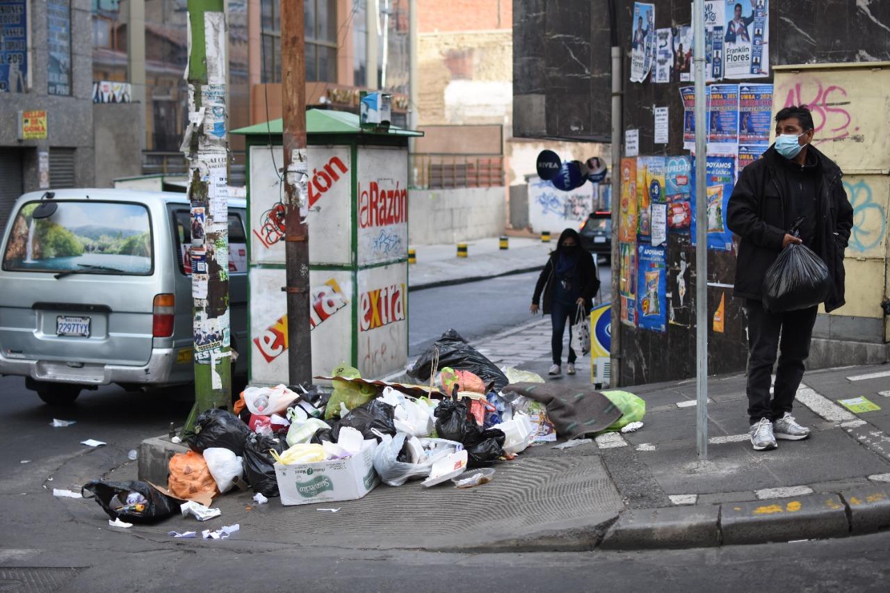 TDJ determina que La Paz Limpia no puede suspender sus servicios