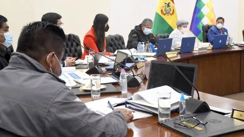 Arce confirma que habrá censo el 16 de noviembre de 2022