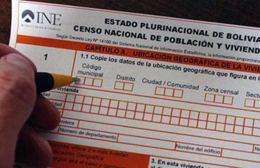 Estiman que la ejecución del censo costará más de 20 millones de dólares
