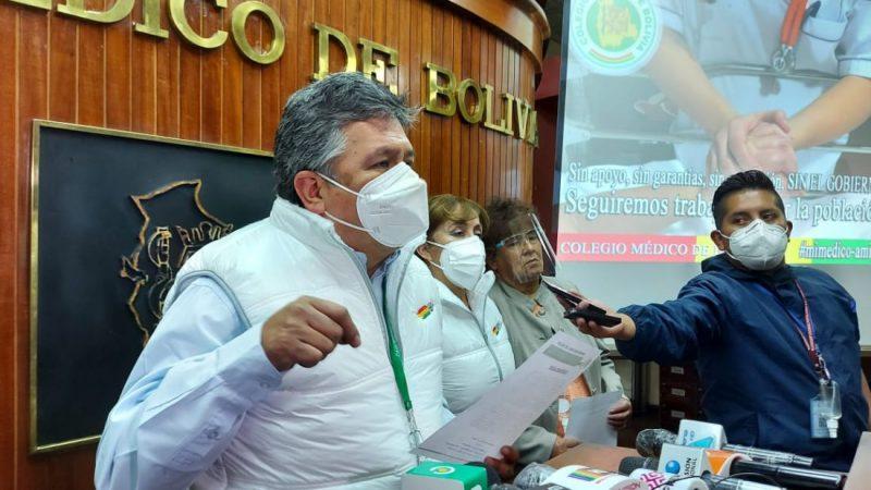 Colegio Médico solicita enjuiciar a los responsables del retraso de la vacuna Sputnik