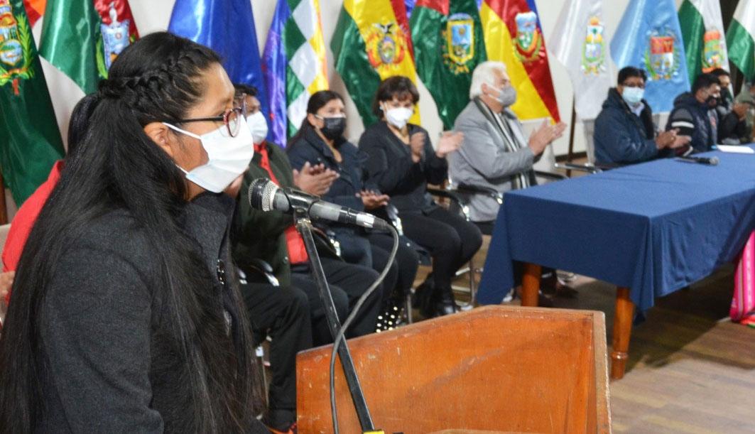 Copa anuncia un bono de Bs 300 para estudiantes de El Alto