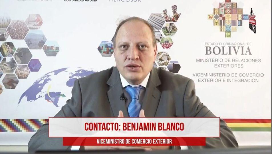 Viceministro Blanco aclara que el retraso de las segundas dosis de Sputnik no son atribuibles al Gobierno