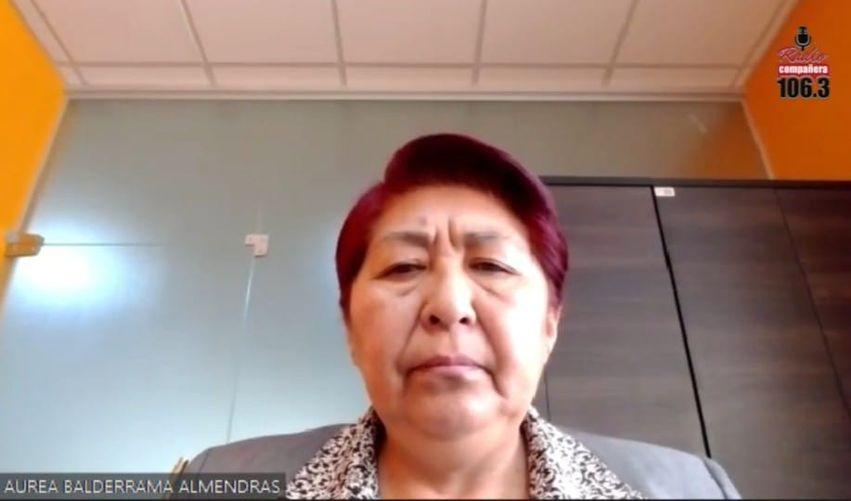 Viceministra Balderrama denuncia que la Unidad de Transparencia del Ministerio de Educación es parcializada