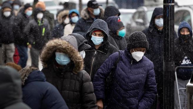 CDC advierte que la variante Delta del COVID-19 es tan contagiosa como la varicela