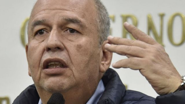 Procurador General asevera que Murillo tendría que admitir su culpa para lograr un acuerdo con la Fiscalía de EE.UU.
