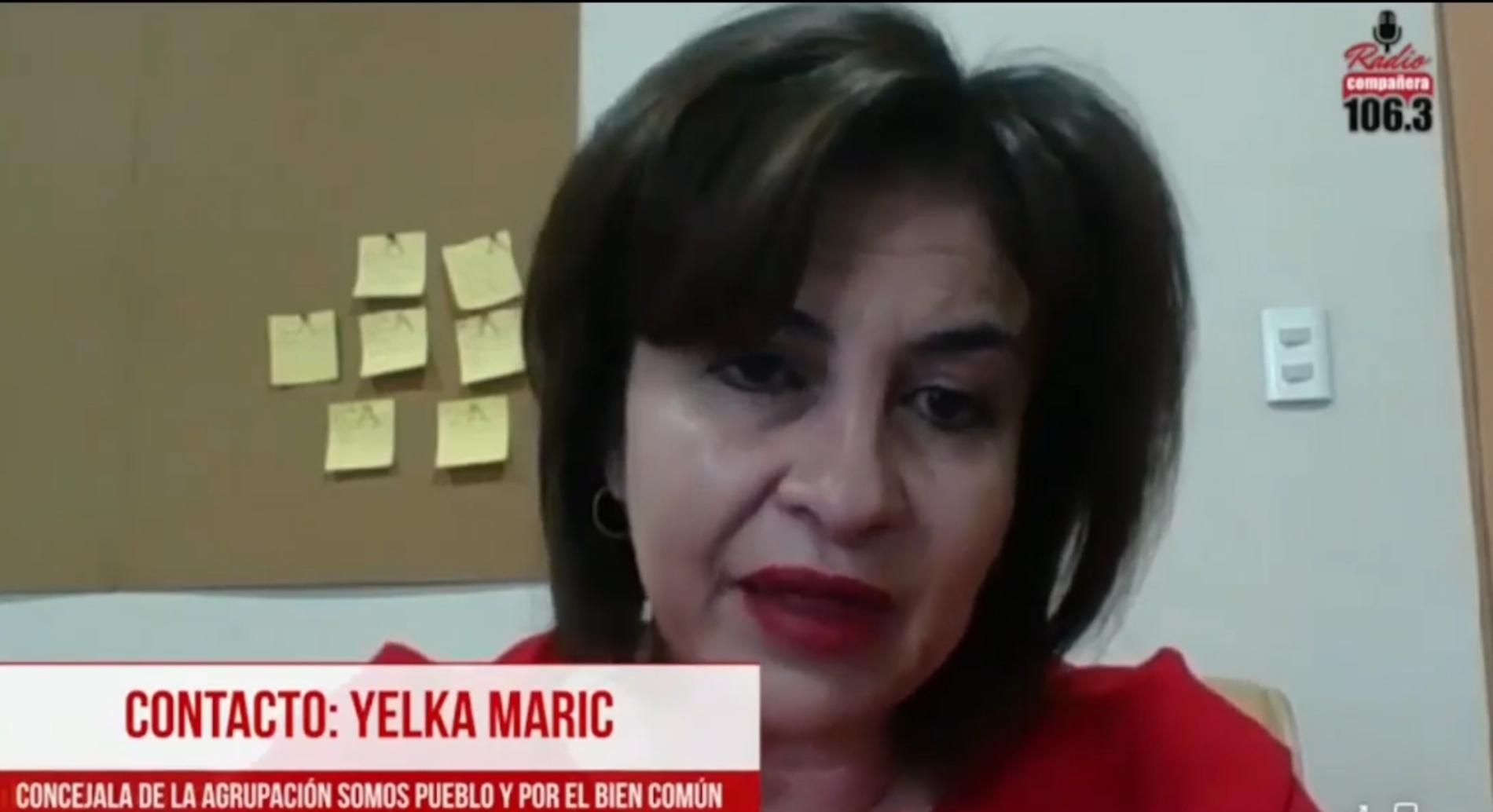 Concejal Maric espera las disculpas públicas de Iván Arias por el tratamiento de su carta de renuncia