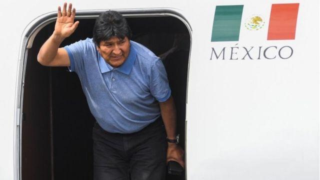 Abogado de Terceros aclara que no hubo insubordinación en 2019 debido a que Morales ya no era presidente