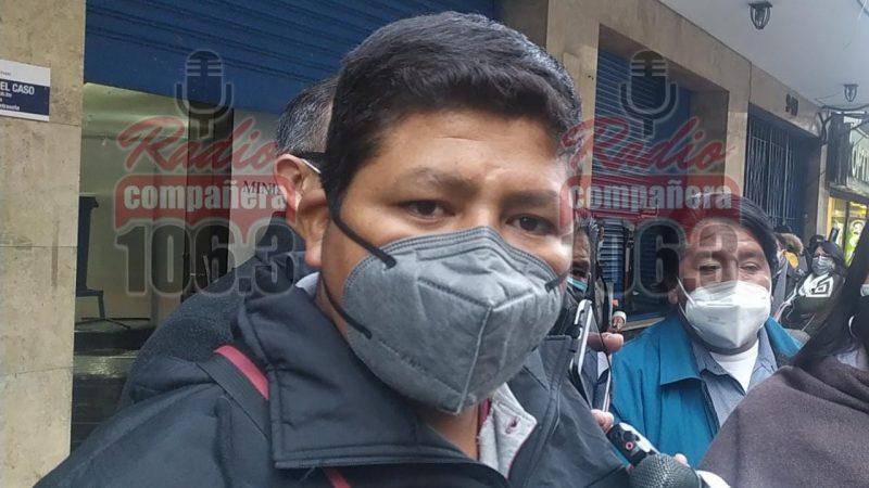 Suspenden por segunda vez la audiencia de Franklin Gutiérrez por el caso de desobediencia a resoluciones