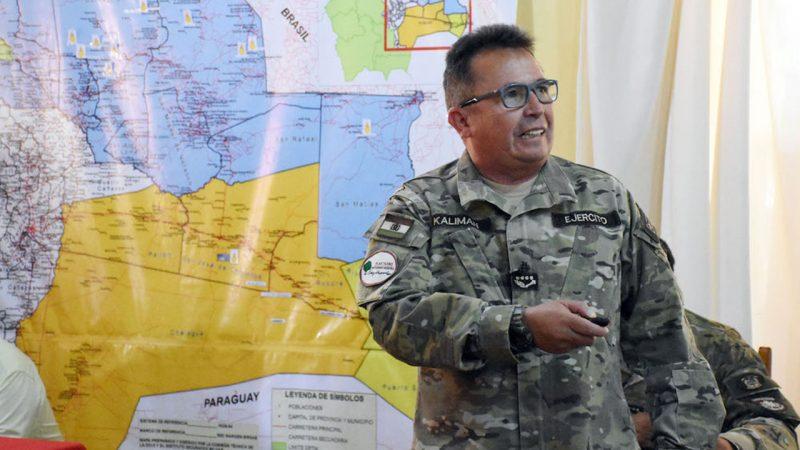 Gobierno sospecha que Kaliman aún se encuentra en el país