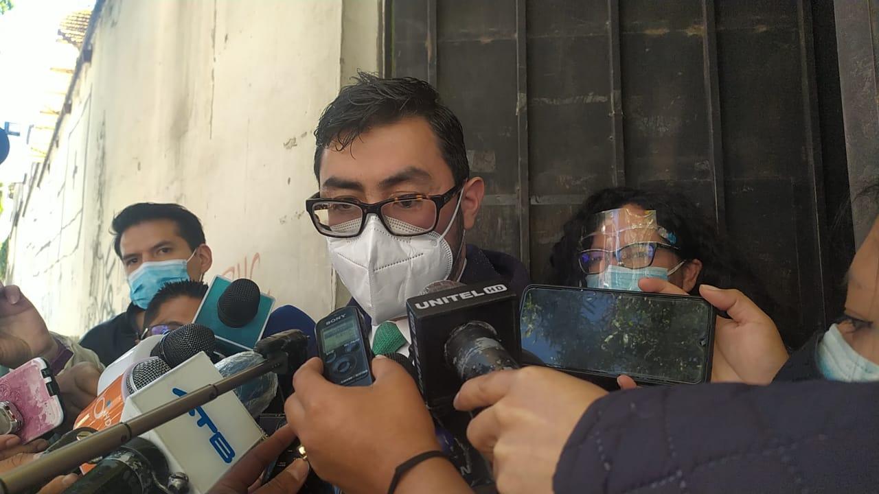 Jeanine Añez se acoge a su derecho de guardar silencio por la proposición acusatoria del caso Senkata