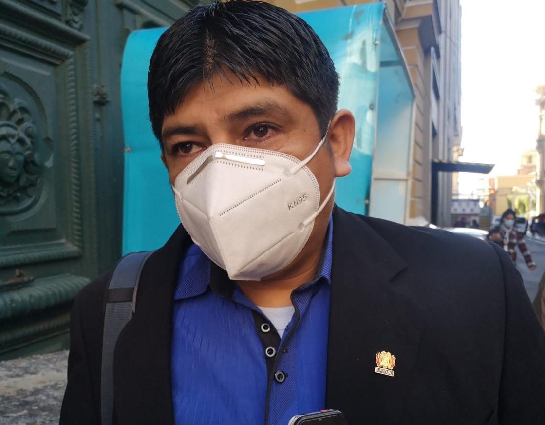 Cuellar afirma que Morales tiene que aclarar las revelaciones del general Terceros