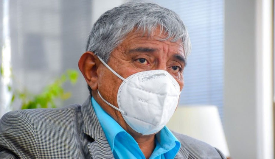 Arias se indigna ante la liberación de responsabilidad a tres imputados por la quema de buses Puma katari