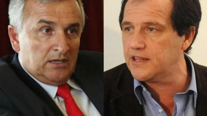 """""""Qué se deje de joder"""": Gobernador de Jujuy acusa al embajador argentino de montar el caso de envío de armamento"""