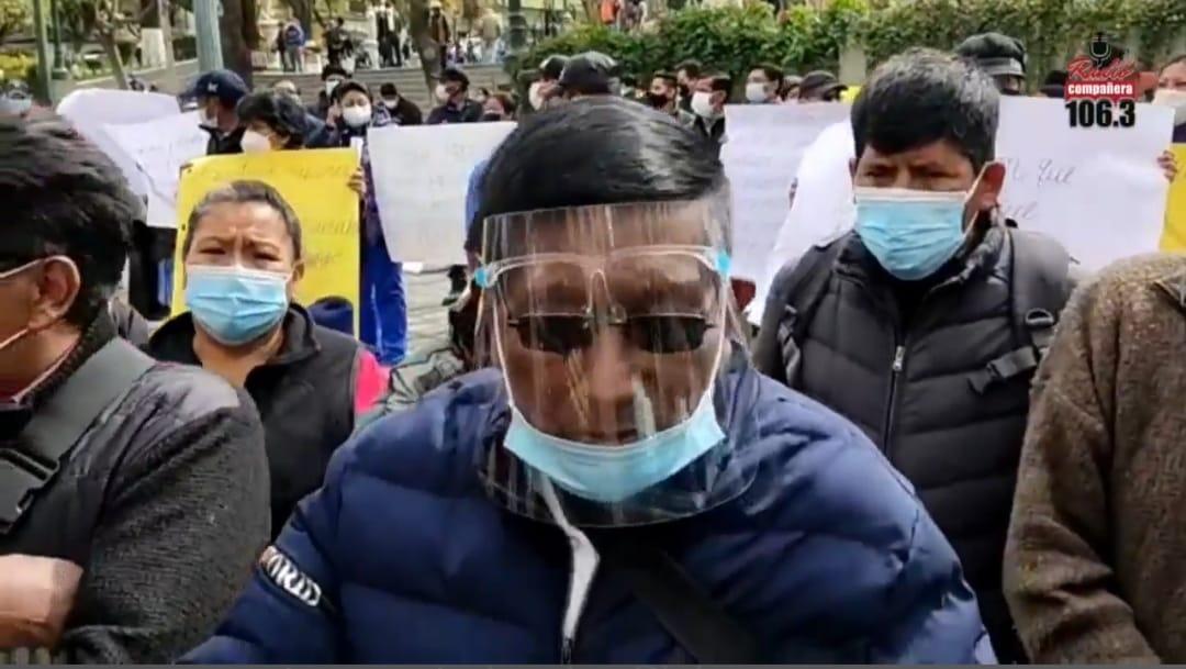 Enfermos renales piden un médico cardiovascular para La Paz