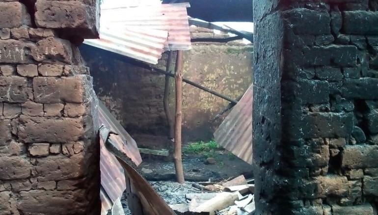 En Potosí, una anciana muere calcinada en su vivienda