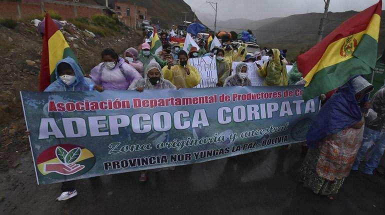 Defensoría pide acercamiento e investigar la muerte de un policía en enfrentamiento entre cocaleros en Coripata