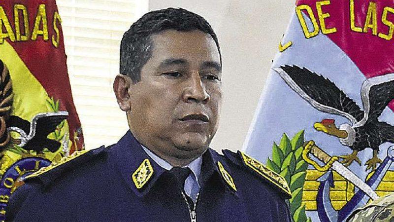 Aprehenden a ex jefes militares por caso 'golpe'
