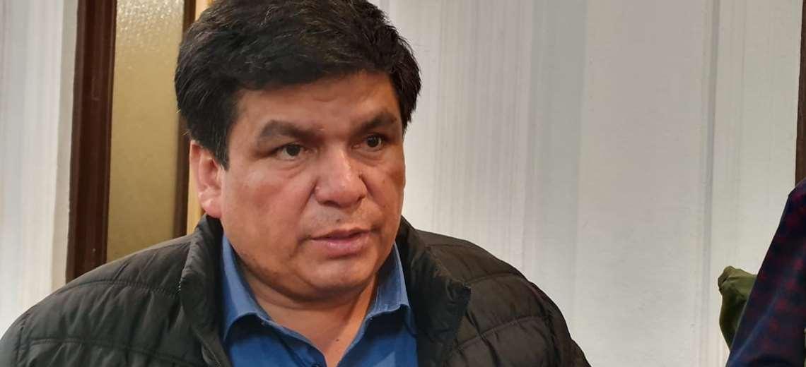 """Exsenador del MAS acusa a Salvatierra de """"mentir al país"""" y ofrece pruebas sobre la instrucción de renunciar en 2019"""