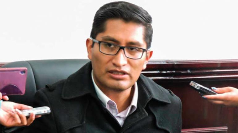 Postergan la audiencia del exfiscal Blanco, imputado por el encarcelamiento de Jhiery Fernández