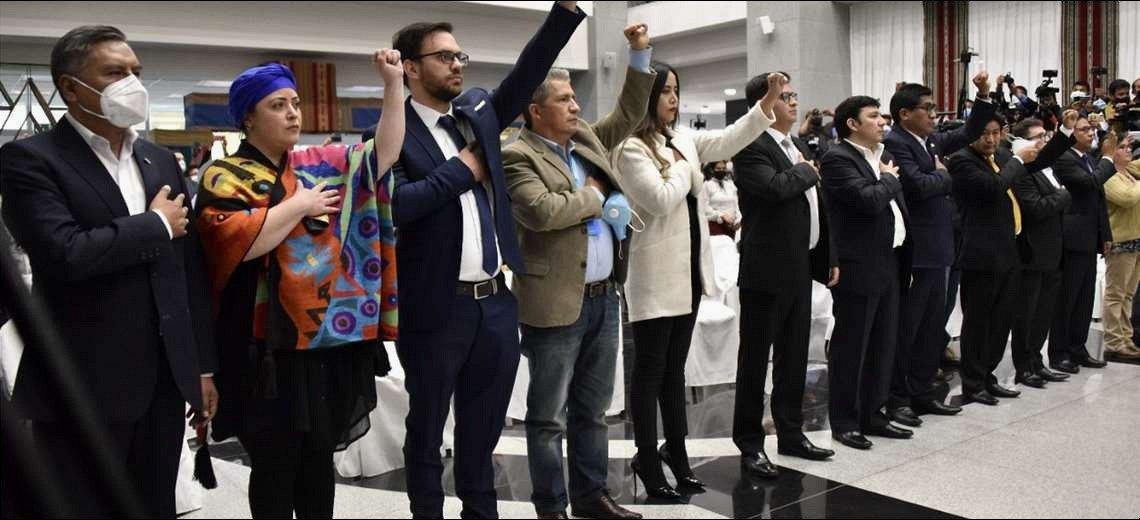 """CSUTCB instalará ampliado para analizar la situación de ministros """"inoperantes"""""""