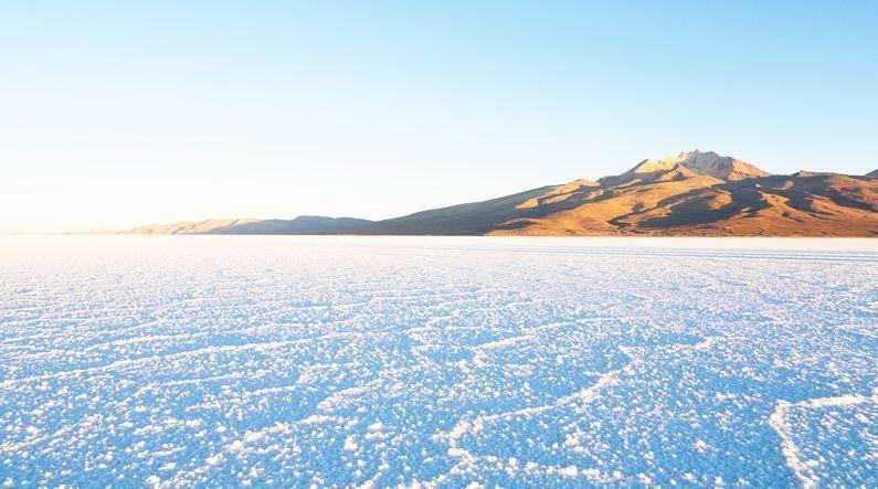Guías de Turismo de Uyuni plantean crear un geoparque en el salar